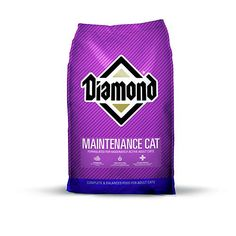 Diamond Maintenance Dry Cat Food -- You can get more details by clicking on the image. (This is an affiliate link and I receive a commission for the sales)