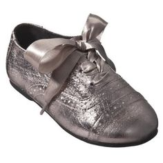 Dagan Oxfords - Silver