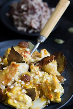 Lust auf indische Hähnchenpfanne? - marieola - food and lifestyle blog