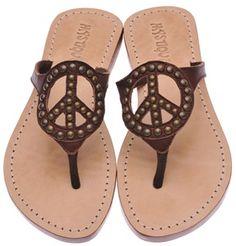 Peace feet