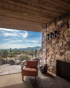 Edris Residence /     Architect: E. Stewart Williams (1953)  Location: Palm Springs, CA / photo by Chimay Bleue