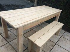 DIY Pallet Farmhouse Table – Patio Table | Pallet Furniture DIY