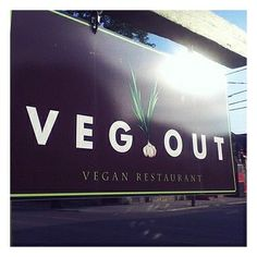 Veggin' Out in Ontario - review of the best local vegan restaurant in London.