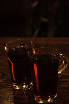 Mulled Cider.