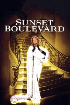 """Sunset Boulevard """"alright mr. de mille.  i'm ready for my close-up."""""""