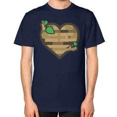 Classic PineHeart Unisex T-Shirt (on man)