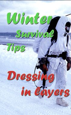 What you and your kids should wear during the winter. Winter survival tips given to you from a Norwegian Survivalist. Go to http://killersurvivalskills.com/winter-survival-tips-layers/ for the whole article!