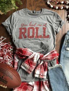 Sunday Funday Football Heart T-Shirt Tee - Gray - Fairyseason Home T Shirts, Vinyl Shirts, Tee Shirts, Tees, Graphic Shirts, Sports Shirts, Football Heart, Football Moms, Football Season