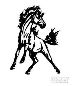 Resultados de la Búsqueda de imágenes de Google de http://www.coloreamos.com/colorear/imagenes/dibujo-para-colorear-de-un-caballo.gif