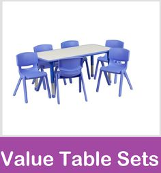 Offi EVA Kidsu0027 Foam Table and Chair Set in Blue-Green | Preschool | Pinterest  sc 1 st  Pinterest & Offi EVA Kidsu0027 Foam Table and Chair Set in Blue-Green | Preschool ...