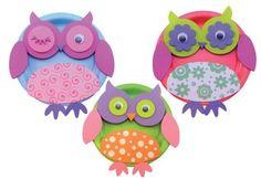 Cute owl craft idea by melba