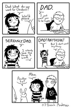 Sarah's Scribbles, dad gift- this is so incredibly true for my dad