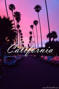 California girls. we still need to plan a trip here before you start school.