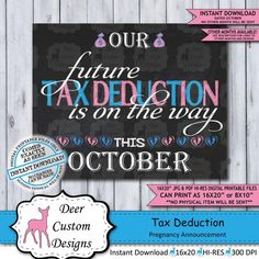 This APRIL little pianist printable chalkboard pregnancy announcement poster or baby reveal photo pr October Pregnancy Announcement, New Baby Announcements, Chalkboard Pregnancy, Pregnancy Signs, Baby Reveal Photos, Boy Baby Shower Themes, Photo Props, New Baby Products, Poster
