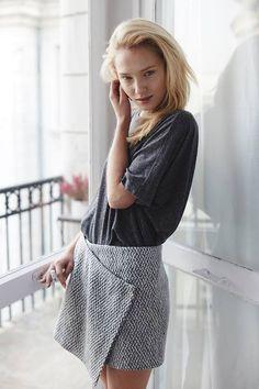 girl asymetric skirt new brand the odder side