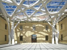 Jewish Museum - Old Courtyard Building