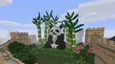"The next installment of Minecraft DLC, titled ""Minecraft Chinese Mythology Mash-Up Pack,"" arrives in early October, a new trailer details."