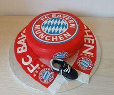 Jennys Backwelt Bayern Munchen Torte Dorty Pinte