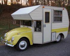 VR-Zone  Volkswagen Beetle, Camper Van