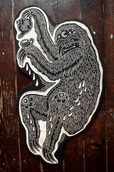 Tea Sloth. 2013