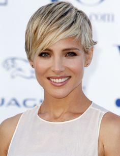 elsa pataky short hair | Elsa Pataky sorprendió con un cambio radical de look,