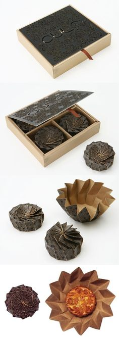 CULT #MoonCake by Brandon Sim. so pretty and delicate #packaging PD ***