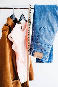 5 Stylish Tips for Getting Dressed in Between Seasons - Instinctively en Vogue