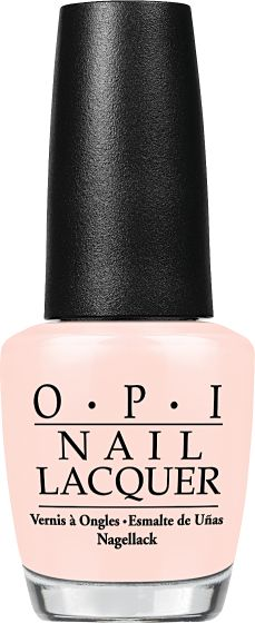 Mimosas for Mr. & Mrs.: An irresistible warm light pink | OPI