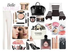 """""""Sin título #813"""" by agustina-333 ❤ liked on Polyvore featuring Rosetta Getty, Jil Sander, Chanel, Anastasia Beverly Hills, Maybelline, Givenchy, Yves Saint Laurent and Edward Bess"""
