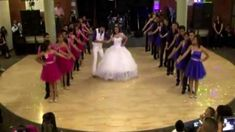 Jennifer's Quinceanera Vals: Tiempo De Vals Y El Vals de Las Mariposas!