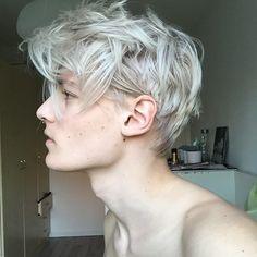 How To Dye Your Hair White Boys Pinterest Hair Hair Styles