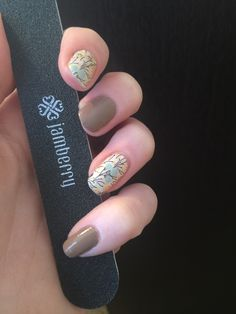 Sweet Whimsey wraps & Coffee Shop Lacquer   Shop at wisbeyjamwraps.jamberry.com