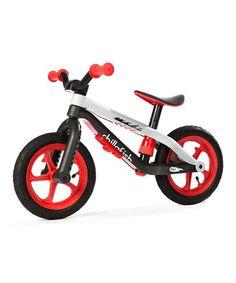 Look what I found on #zulily! Red BMXie Balance Bike #zulilyfinds