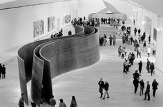 Rene Burri, Guggenheim Bilbao. 1997