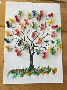 Related Posts:Tree art and craft activitiesChristmas decoration ideasProtect the ForestsSpring tree craft for preschoolers us wp-content uploads 2017 01 macaroni-tree-craft. 50 awesome spring crafts for kids ideas 2 Four season tree craft ideas for presch Kids Crafts, Spring Crafts For Kids, Tree Crafts, Summer Crafts, Fall Crafts, Art For Kids, Diy And Crafts, Arts And Crafts, Tree Branch Crafts