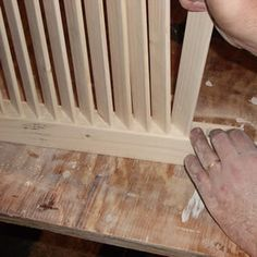 How to Make Beautiful Louvered Doors and Window Shutters: Assembling the Louvers