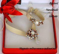 www.e-cadouri.net Pearl Earrings, Pearls, Handmade, Jewelry, Fashion, Moda, Pearl Studs, Hand Made, Jewlery