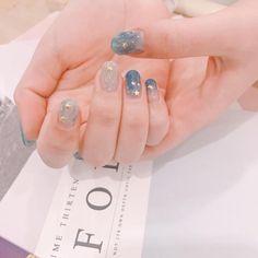 Xingyue Manicure Xingyue Manicure is believed to be a style that . - Xingyue Manicure Xingyue Manicure is believed to be a style that girls love, and a v - Korean Nail Art, Korean Nails, Minimalist Nails, Nail Swag, Stylish Nails, Trendy Nails, Perfect Nails, Gorgeous Nails, Diy Nails