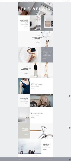 The Affair Creative Theme for Personal Blogs and Magazines - Download http://themeforest.net/item/the-affair-creative-theme-for-personal-blogs-and-magazines/14723663?ref=pxcr