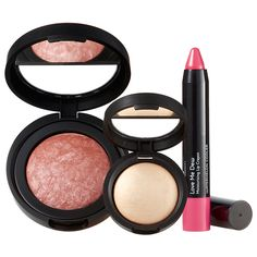 Laura Geller Beauty 'Baked with Love' Collection (Limited Edition) Laura Geller, Makeup Set, Beauty Makeup, Makeup Tips, Baked Blush, Beauty Treats, Lip Stain, Best Makeup Products, Beauty Products