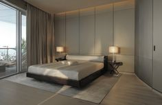 Armani Casa Bedroom Option 3