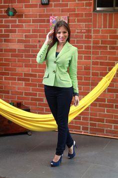 Martha Garcia Referencia Chaqueta: 800