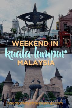 Malaysia is best to go when you only have a weekend to go around. Here is your guide for a weekend in Kuala Lumpur, Malaysia. Malaysia Itinerary, Malaysia Travel Guide, Malaysia Trip, Strait Of Malacca, Travel Forums, Florida, Koh Tao, Borneo, Kuala Lumpur