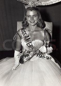 Miss America 1958 - Marilyn Van Derbur (CO)