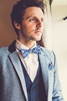 12 rules of groomswear that your h2b should know © Claire Penn Photography