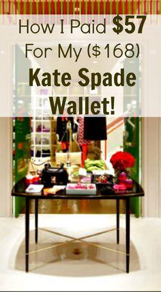How To Save On Kate Spade www.kaydiwears.com