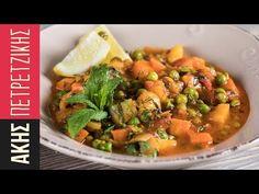 Αρακάς Κοκκινιστός | Kitchen Lab by Akis Petretzikis - YouTube
