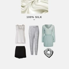 #Silk #Zalando