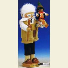 Geppetto - Limited Edition Nutcracker by Steinbach