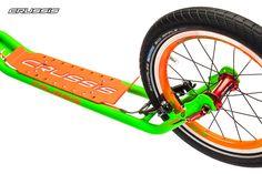 CRUSSIS ACTIVE 4.3 #scooter #tretroller #kickscooter #kickbike #roller